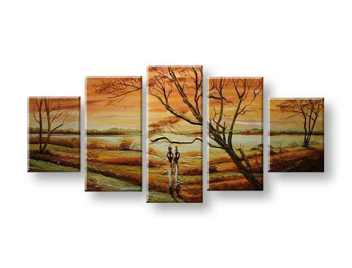 57685b595d Kézzel festett kép AFRIKA FB360E5